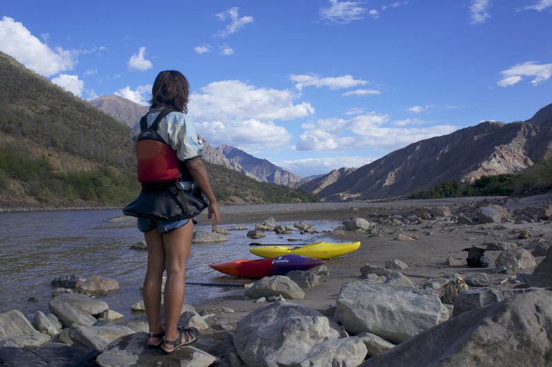 Graham Fitter - Beautiful river vista