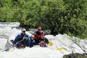 How Much Risk is acceptable when rafting?