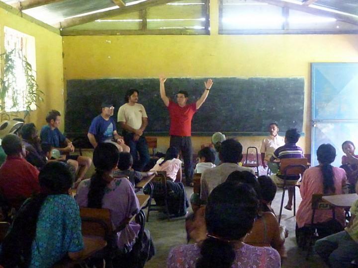 6a Meeting in Seacacar