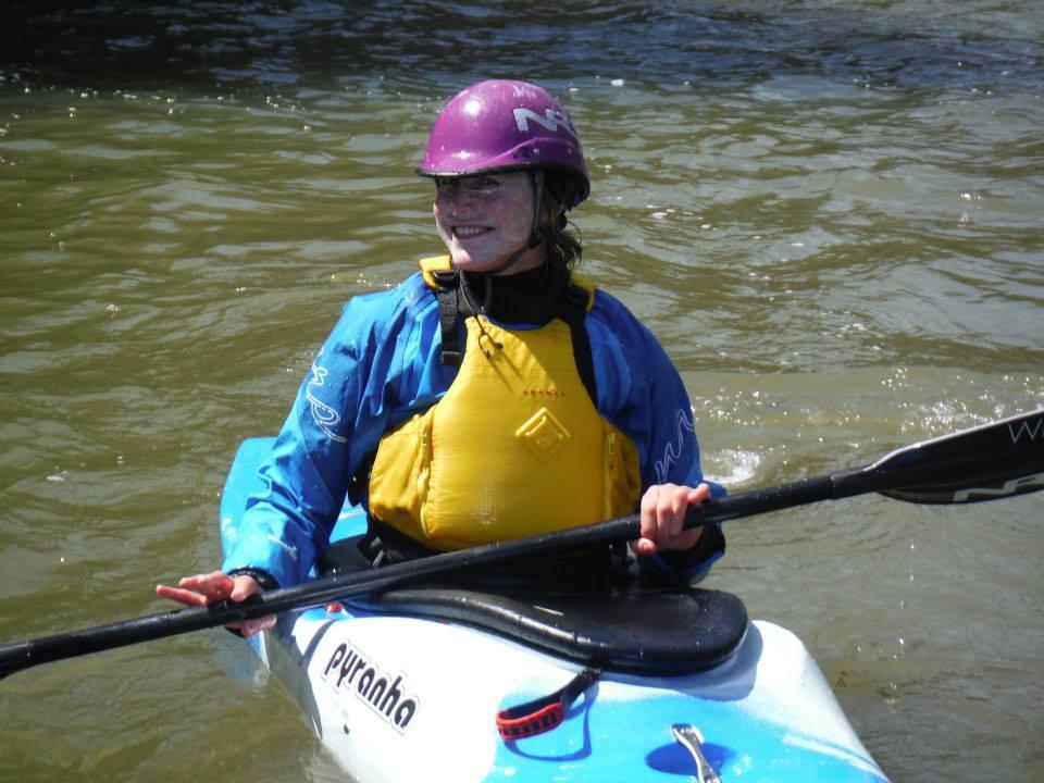 safety kayaker