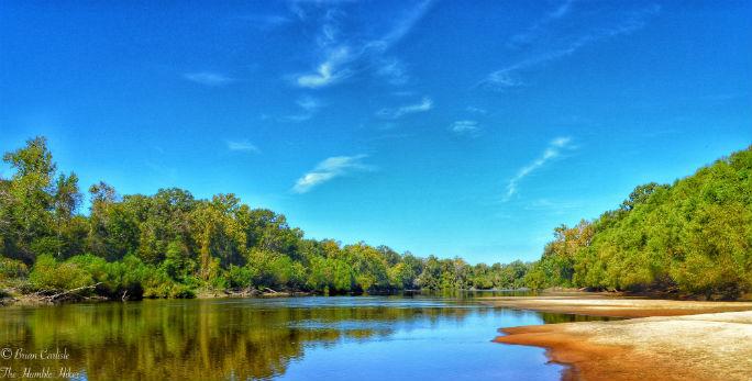 The Pascagoula River Photo: Brian Carlisle
