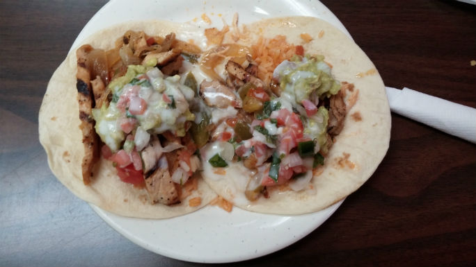 This dirtbag's favorite fare: tacos from La Nacional