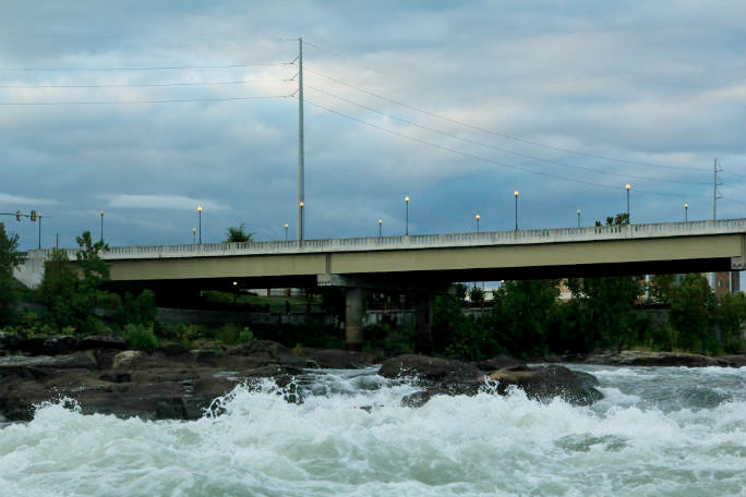 Upstream Waveshaper Rapid.