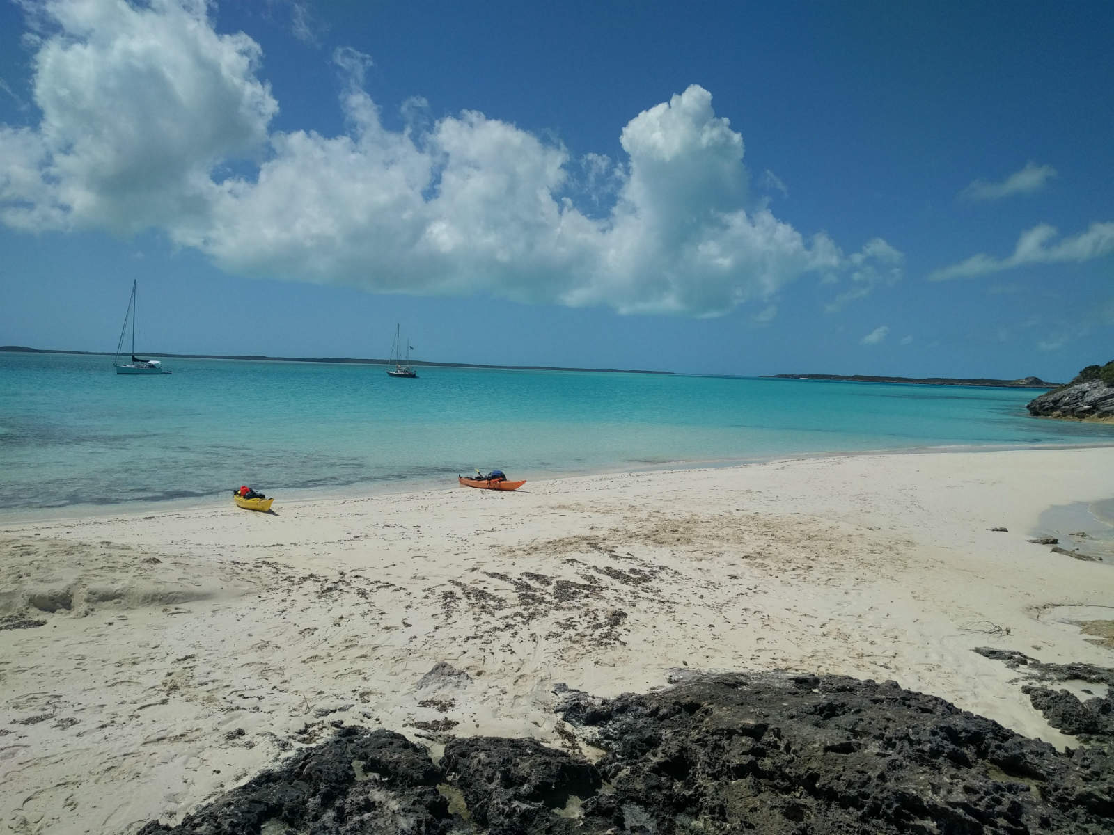 Paddling the Cays of the Exumas | Duct Tape Diaries | NRS