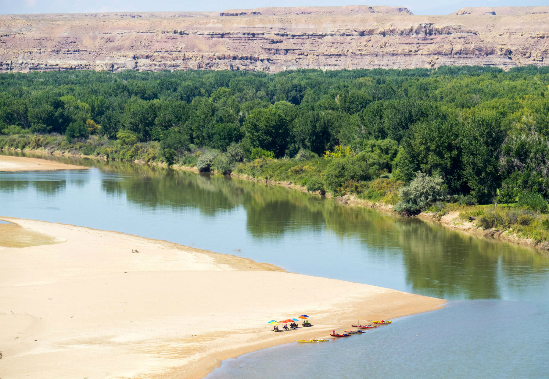 Make Your Own Adventure on the John Wesley Powell Route