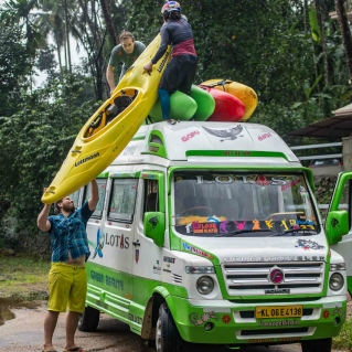 The Quest for Kerala's Unrestricted Whitewater | Duct Tape